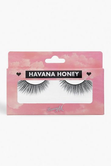 Black Barry M False Lashes Havana Honey