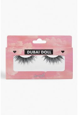Dam Black Barry M False Lashes Dubai Doll