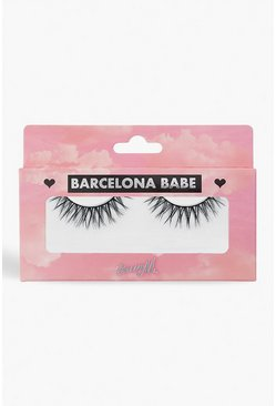 Dam Black Barry M False Lashes Barcelona Babe