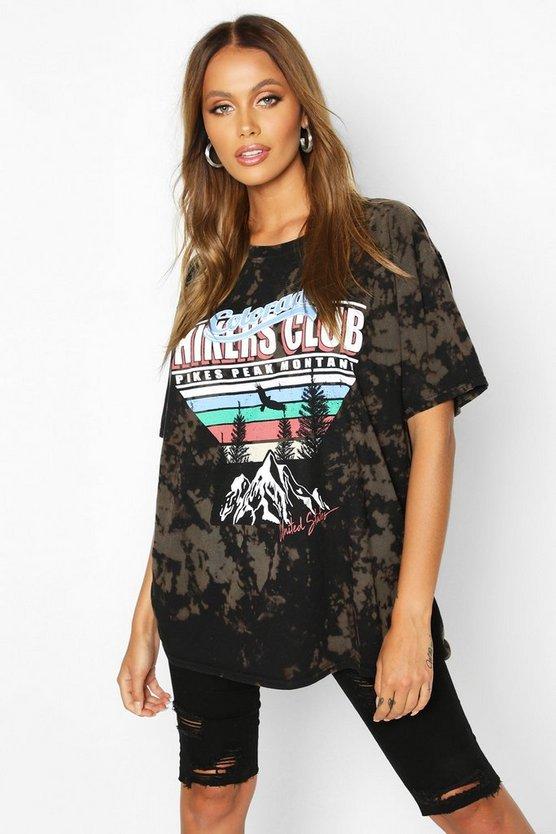 Colorado Tie Dye T-Shirt