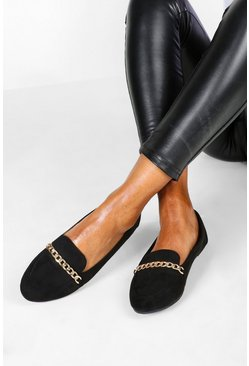Black Chain Slipper Ballets