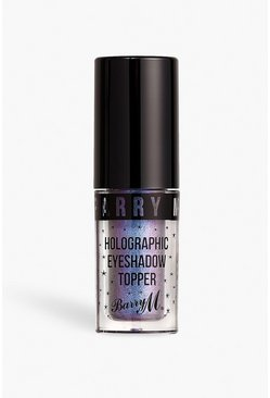 Dam Purple Barry M Holographic Eyeshadow Topper - Luna