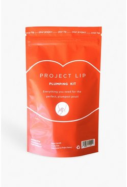 Womens White Project Lip Plumping Kit