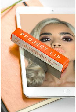 Womens White Project Lip Matte Plumping Primer