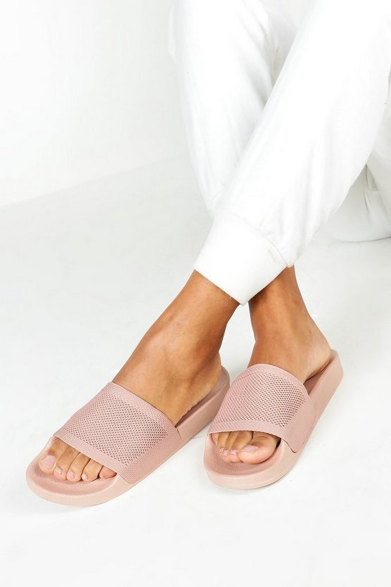 Knitted Sliders