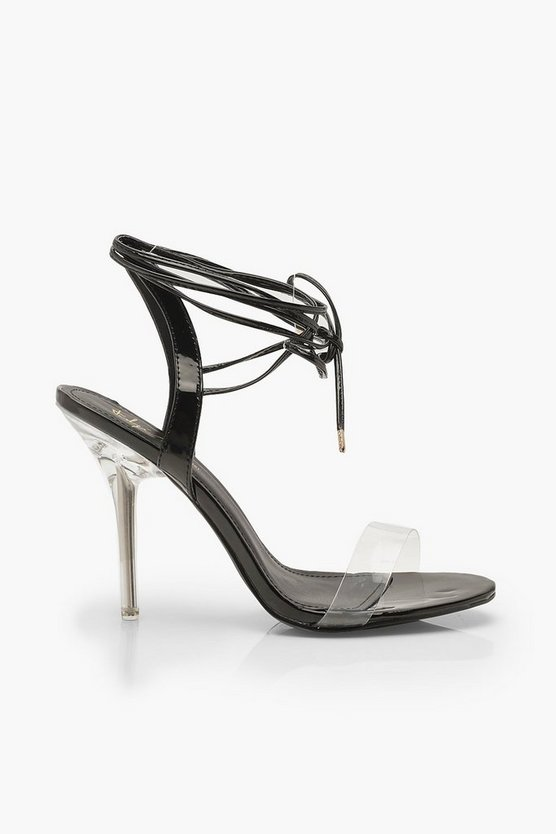 Clear Heel Wrap 2 Parts