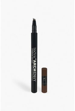 Womens Brown Technic Arch Envy Brow Pen