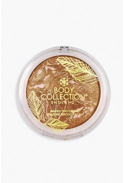 Baked Bronzer Body Collection , Oro, Femmina
