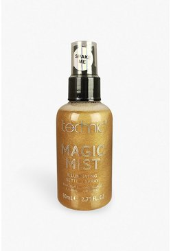 Womens Gold Technic Magic Mist Setting Spray