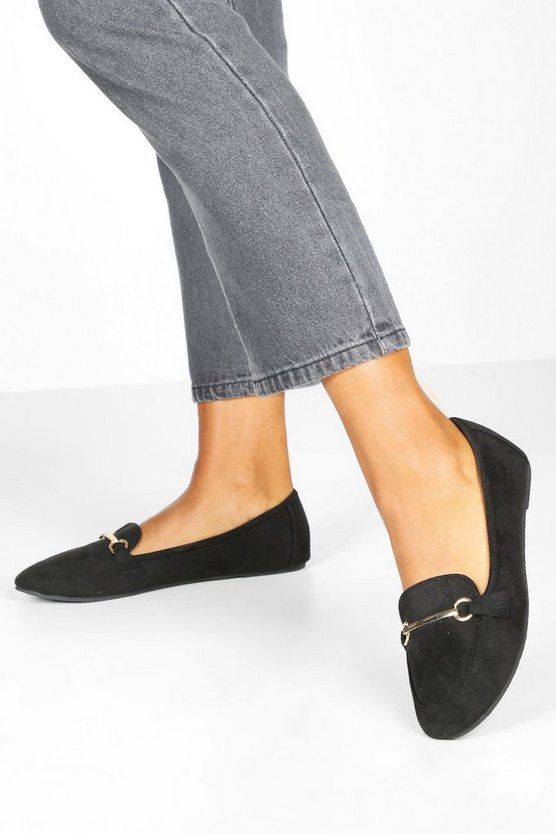 Bar Slipper Ballet Pumps
