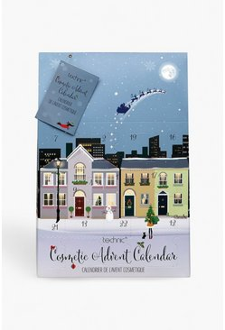 Womens Blue Technic Street Scene 24 Day Advent Calendar