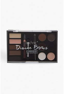 Divine Brows - Technic, Nero