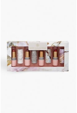 Womens Pink Body Collection - Lipstick Set