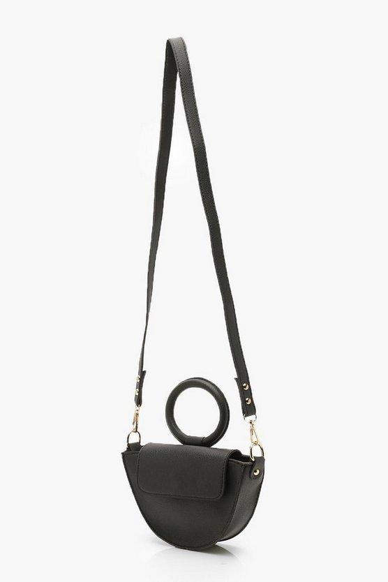 Ring Handle Grab Bag & Strap