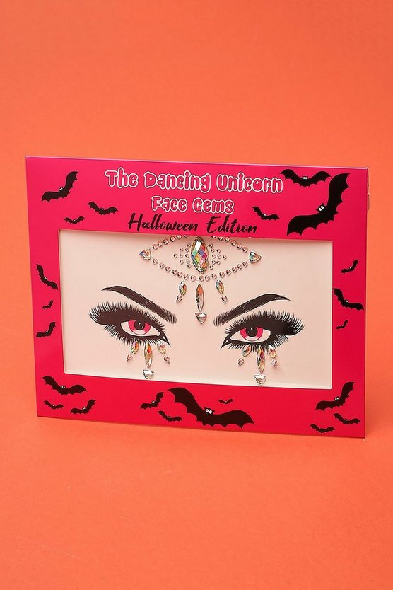 Halloween Fortune Teller Face Gems