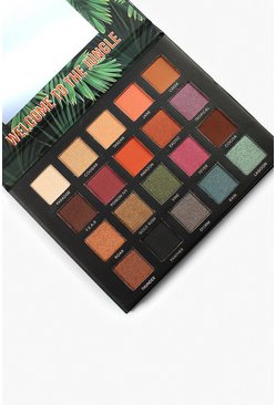 Womens Green Technic Be Fearless Eyeshadow Palette