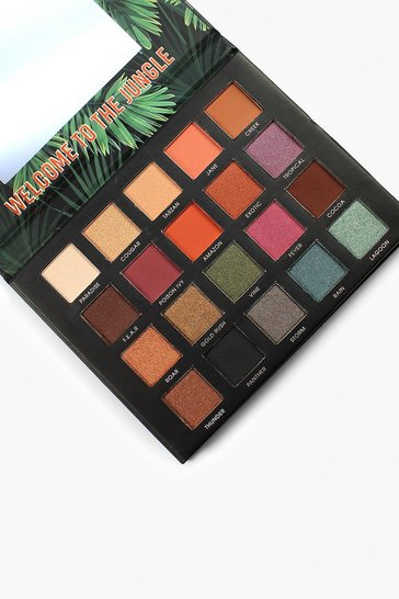 Green Technic Be Fearless Eyeshadow Palette