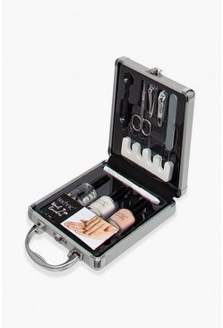 Dam Black Technic French Manicure Beauty Case