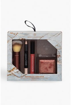 Coffret cosmétique Body Collection, Multi, Femme