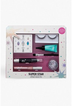 Kit de maquillage Halo Super Star, Multi, Femme
