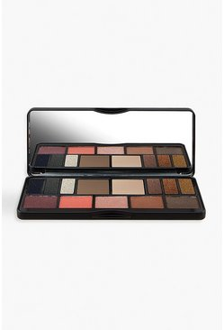 Womens Black Technic Glam Edition Eyeshadow Tin