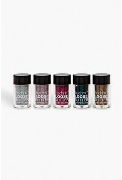 Glitter Loose Technic, Multi, Femmina