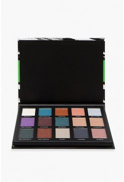 Dam Black Technic Under The Sea Eye Shadow Palette