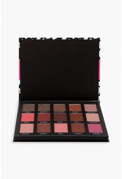 Womens Black Technic Hot Spice Eye Shadow Palette