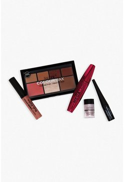 Womens Black Technic Bloggers Haul Make-Up Kit