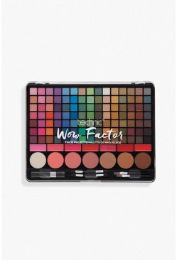 Palette Wow Factor Technic , Nero, Femmina