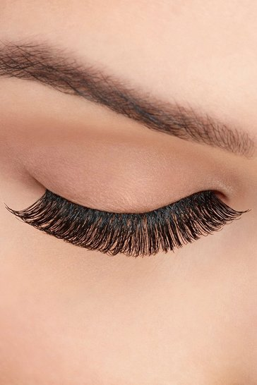 Womens Black Ardell Natural Lashes - 174