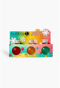 Womens Multi Bubble T Bauble Body Wash Trio