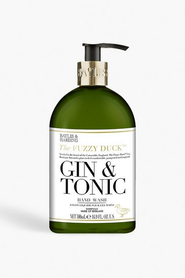 Black Baylis & Hardings Gin and Tonic Hand Wash