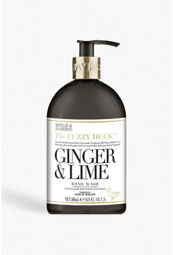 Womens Black Baylis & Harding Ginger & Lime Hand Wash