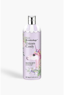 Purple Baylis & Harding Unicorn Shower Creme