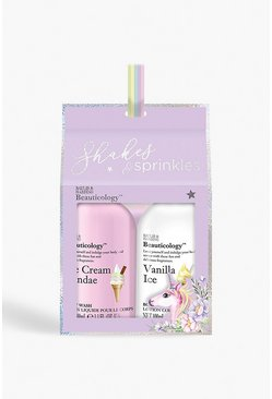 Set Unicorn Bottle Baylis & Harding, Lilla, Femmina