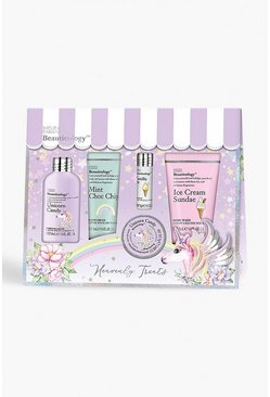 Set Beauticology Unicorn Baylis & Harding, Lila, Mujer