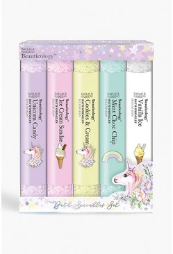 Dam Lilac Baylis & Harding Unicorn Bath Salts Set