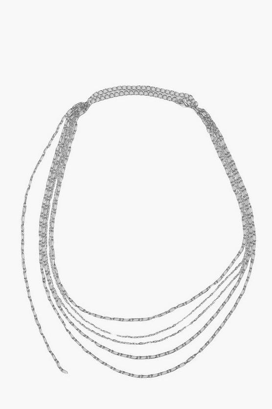 Multi Chain Waist Belt