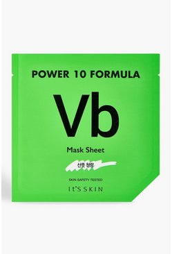 It's Skin Power 40 VB Face Mask, Green, ЖЕНСКОЕ
