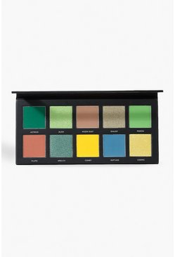 Womens Multi Intergalatic Eyeshadow Palette