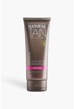ModelCo Natural Tan Bodylotion, Braun, Damen