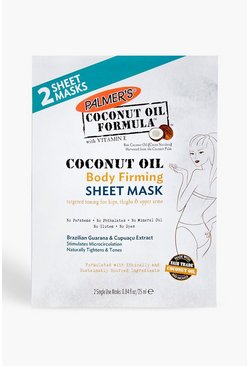Womens Multi Palmer's Coconut Oil Body Sheet mask 25g