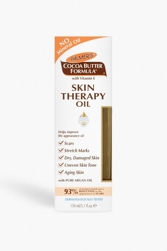 White Palmer's Cocoa Butter Skin Therapy Oil 150ml