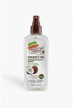 Womens White Palmer's Coconut Oil Formula Strong Roots Spray 150ml