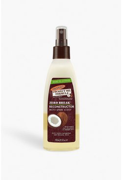 Womens White Palmer's Coconut Oil Zero Break Reconstructor Conditioner