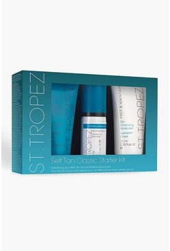 ST.Tropez Self Tan Classic Starter Kit, Multi, Donna