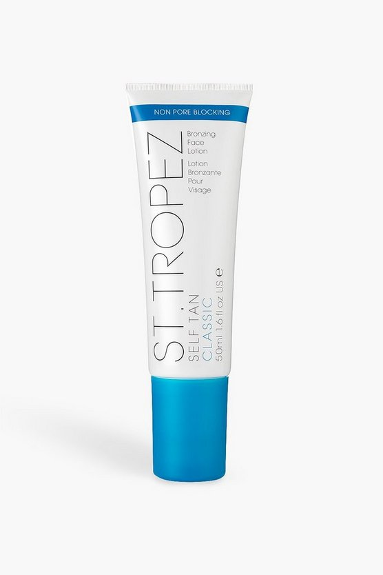 St.Tropez Self Tan Classic Bronzing Face Lotion 50ml