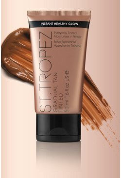 ST.Tropez Gradual Tinted Everyday Moisturiser & Primer 50ml, Multi, Donna