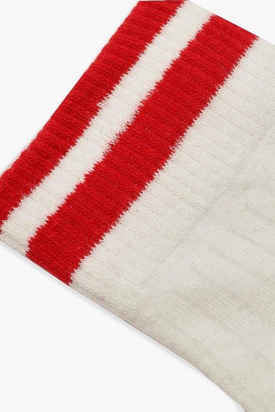 Sports Stripe Socks